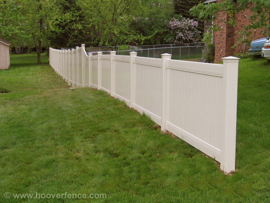 New Lexington Swoop Fence
