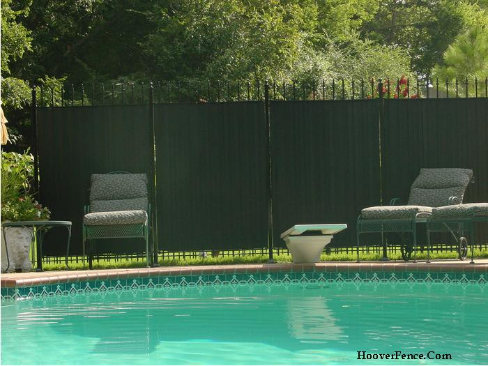 Pool Fence Privacy Screen Best Fence Design 2018