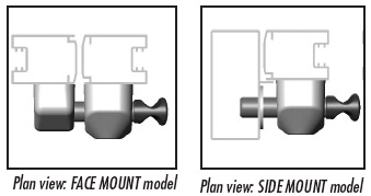 PullBolt™ Plan View