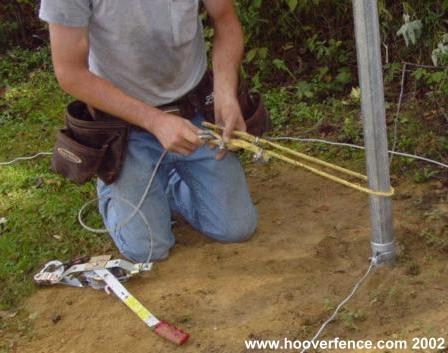 Chain Link Fence Installation Manual Page 6 Installing
