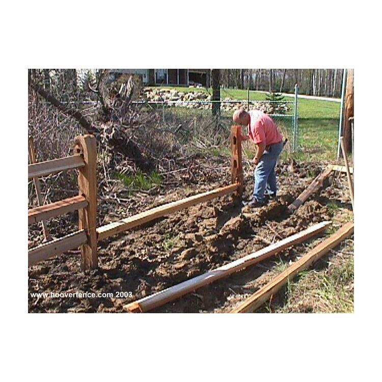Split Rail Fencing Home Decor